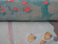Stoff japanische Motive - komno türkis - ein Designerstück von Mai-Lu bei DaWanda Mai, Designer, Coins, Coin Purse, Purses, Wallet, Handbags, Rooms, Purse