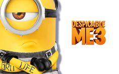 Descargar fondos de pantalla Despicable Me 3, cartel, 2017 película, esbirros