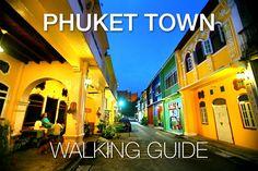 Phuket Town - A Walking Guide to Phuket's 9 most interesting streets :https://www.phuket101.net/phuket-town-guide/