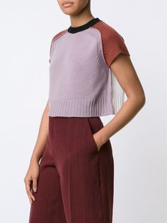 Marni cropped jumper