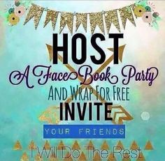 We all like to have easy options at the palm of your hand.  I'm ready to help you party at your home, at my friends salon in Fraser,  or an online party. This is a great way to wrap for free.  Sunshinetina.myitworks.com 586*738*4308