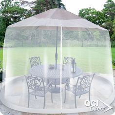 Mosquito Net For Patio Tables -  Found this awesome Product at qcidirect.com