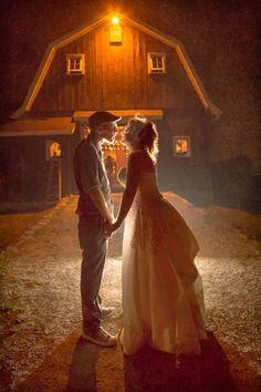 #wedding photography | #barn wedding #reception