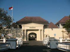 Benteng Vandenberg - Tempat Wisata di Jogja Dekat Malioboro