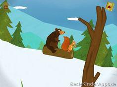 Squirrel Bär App - Englisch lernen Kinder Apps (7)