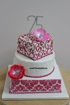 Embedded image permalink #birthdaycakes #anniversarycakes #baptismcakes #engagementcakes #mississauga #vaughan #toronto #justtemptations