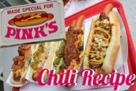 Pink's Hot Dog Chili Recipe (Los Angeles) - Big Green Egg - EGGhead Forum - The Ultimate Cooking Experience...