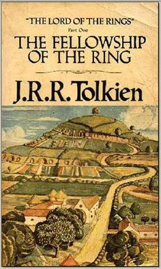 """Judging a Book by Its Cover: A 6-year-old Guesses What Classic Novels Are All About. The Fellowship of the Ring:  """"This book is about a tree on a hill. The tree is the star of the book and it's a very nice tree but everyone else is mean. I think the tree has a magical ring and some evil guys capture the ring and put him on the top of the hill so they can watch him. """""""