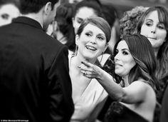 Julianne Moore,Eva Longoria - Cannes 2016