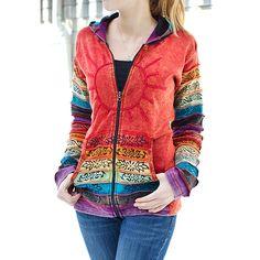 Sunshine Daydream Hooded Jacket