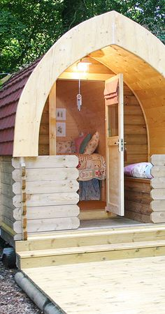 Hollington Park Glamping Home