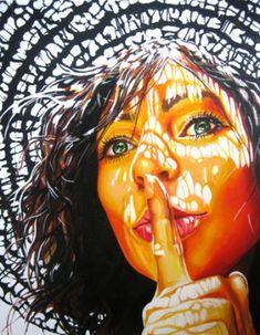 sshhhh // by Steve Smith
