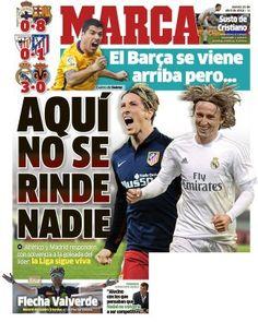 صحف مدريد الخميس 21-4-2016