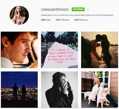 Cresswell + instagram