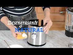 Cómo hacer un poderoso desengrasante natural para la cocina y electrodomésticos Diy Cleaning Products, Cleaning Hacks, Limpieza Natural, Diy Storage Boxes, Housekeeping, Good To Know, Inevitable, Ideas, Household Cleaners