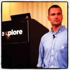Pinned #gotoexplore speaker Marcus Sheridan, @thesalesLion - more Tips n Trends from event available on SME soon.