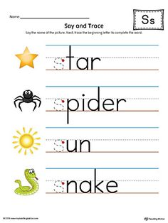 letter s beginning sound flipbook printable color myteachingstation