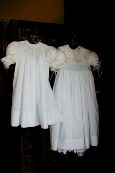 Dress made by Linda Creamer
