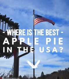 CAs Food & Drink | Is the best apple pie in the USA really in Julian, California? Mr and Mrs Romance break it down.