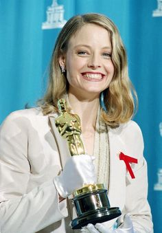1991 Jodie Foster - The Silence of the Lambs