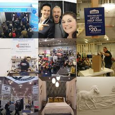 What an amazing weekend! Thanks to everyone that helped to make this show so great! #GTAHomeShow #renoready