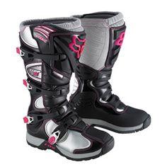 Fox Racing Comp 5 Ladies Boots | Riding Gear | Rocky Mountain ATV/MC