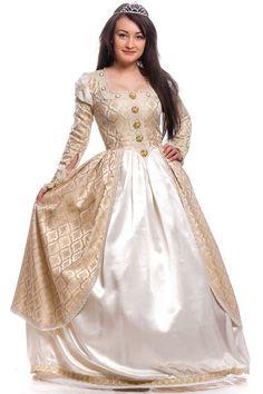Біла принцеса | White Princess #princess #dress #ball #Queensandladies #WhitePrincess