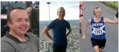 Join Kevin on his fitness journey: Couch potato to Marathon Man.  Transformation at it's best!  Real stories for real progress. Read more about his journey here: http://bit.ly/2EDINZy .
