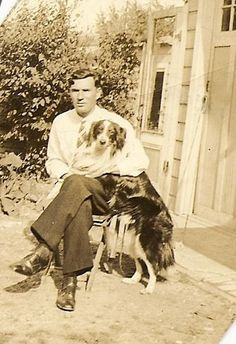 Vintage Pictures of Dogs