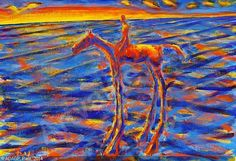 Bilderesultat for frans widerberg Some Ideas, Horses, Creative, Painting, Image, Google, Art, Pictures, Painting Art