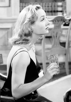 "Carole Lombard in ""Mr. & Mrs. Smith"", 1941  tragic...I heard that Clark Gable never really got over it"