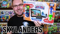 Skylanders Trap Team Unboxing Tablet Version #Skylanders #Tablet #iPad #Android #Videogame #Toys #Collecting