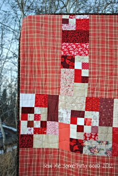 ! Sew we quilt: It's all about Heart and this lady will shower you with her quilt and pillow! and pssst 2 guests today...