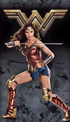 """Wonder Woman. #WonderWoman. """"There is a Wonder Woman inside you. Silent but alert. Relaxed but ready. Soft but strong. Humble but confident. I often think that the Wonder Woman awakens the Superman inside any ordinary man."""" - Deodatta V. Shenai-Khatkhate. ♥️ Gal Gadot ♥️"""