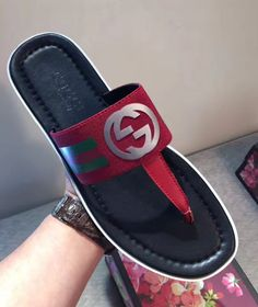 f83cbde68 Slippers For Girls, Mens Slippers, Gucci Slipper, Gucci Brand, Men Slides,
