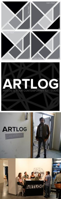 WALLS 360  has created custom large-format wall graphics, sponsor wall logos, and promotional badges for ARTLOG + Grey Area  special events and openings in NYC.    http://blog.walls360.com/artlog-custom-wall-graphics-qr-badges/