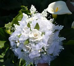 Wedding Traditional Mexican Bouquet Azahare. $150.00, via Etsy.