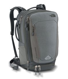 TNF Overhaul 40 Backpack - 35L - Expandable to 40L - $159 - Heavy. Top loadinging, but at least has a separate bottom compartment