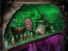 Nice lab set up - Halloween 2002 - THE PARTY STARTS NOW! - Eidos Forums