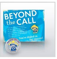 Recognize your customer service team with the Beyond the Call recognition theme! *CC