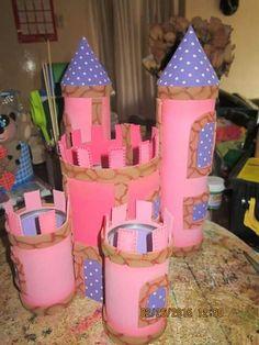 Castelo reciclagem