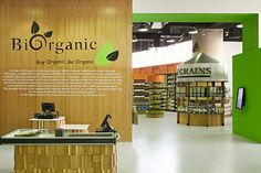 Biorganic organic food store by Retail Access, Duabi – UAE