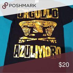 63899c9d02a La Rebel Pumas unam shirt This is a new Pumas UNAM Shirt Size Medium Will  ship