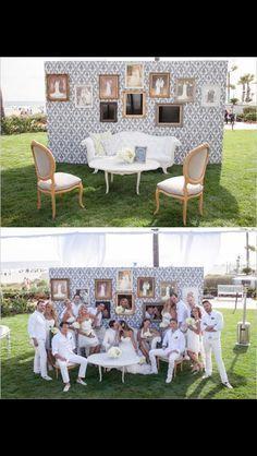 diy fabriquer un photobooth vintage facilement transportable id e mariage pinterest. Black Bedroom Furniture Sets. Home Design Ideas