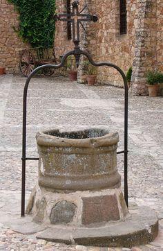 Mejores 30 Imagenes De Brocales De Pozos En Pinterest Water Well