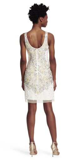 Beaded Dresses & Gowns | Adrianna Papell