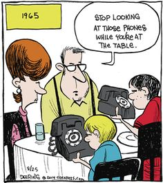 Throwback Thursday | Strange Brew Comic Strip, August 25, 2014 on GoComics.com #tbt