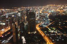 Dubai skyline (via facebook.com/7DAYSUAE)