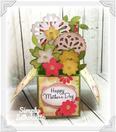 Scrappy Mom'sTerrific Tuesday ChallengeApril Showers BringMay Flowers!