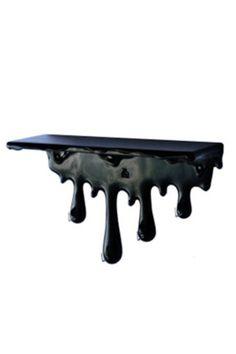 Dripping Shelf - Black